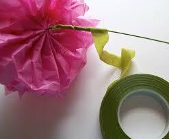 Martha Stewart Paper Flower Martha Stewart Tissue Paper Flower Bouquet Kit Craft Critique