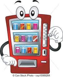 Vending Machine Clip Art