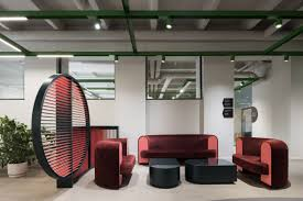 Interior for office Brick Detsky Mir Headquarters Moscow Office Snapshots Discover Worldwide Office Design