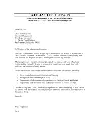 Writing A Cover Letter For Graduate School Lezincdc Com