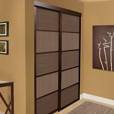chic bypass closet doors
