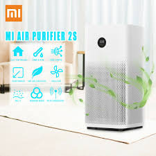 <b>Original Xiaomi Mi Smart</b> Air Purifier 2S HEPA Filter Dust Smoke ...