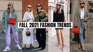 8 Fall Fashion Trends That Matter the MOST! - YouTube