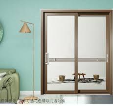 china aluminium alloy entrance glass