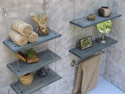 45 Best Hanging Bathroom Storage Ideas For 2021