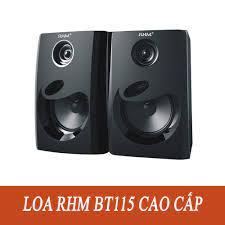 xã kho) loa vi tính công suất lớn 2.0 rm115 công suất 10w (5wx2). âm thanh  sóng (xã kho) loa vi tính công suất lớn 2.0 rm115 công suất 10w (5wx2). âm