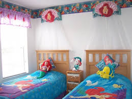 Awesome Diy Little Mermaid Room Decor Bedroom Simple Kids With Twin Blue Little  Mermaid Th On Diy