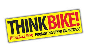 Think Bike Stickers Help Promote Motorcycle Awareness Mcn