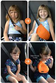 car seat belt covers kids toddler child safety