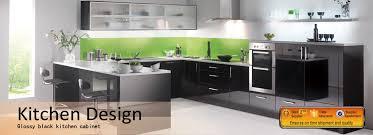 home grey kitchen cabinet