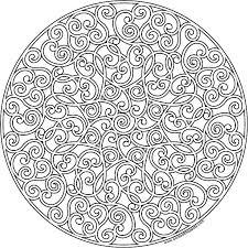 Mandalas To Color And Print For Free Mandala Printable Coloring