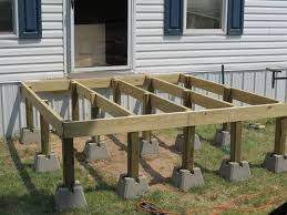 save yourself a lot of money by designing and building your own deck httpwwwthisoldhousecomtohhowtointro026282100html simple deck s81