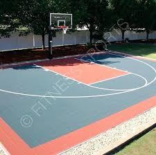 basketball court tiles outdoor tiled used for craigslist