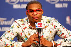 Only Russell Westbrook Could Pull Off ...