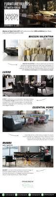 modern furniture brand. Furniture Brands You Can\u0027t Miss At Maison Et Objet Paris 2017 Modern Brand E