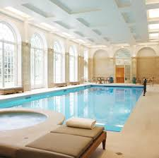 House Designs With Indoor Swimming Pools Are Expensive But Unique