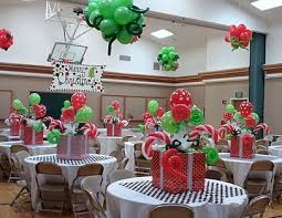 Decoration Ideas For Farewell Party In Office Why Santa Claus