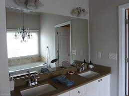 above mirror bathroom lighting. Bathroom Lights Above Mirror Stunning Wall Frameless With Pics For Trends Lighting E
