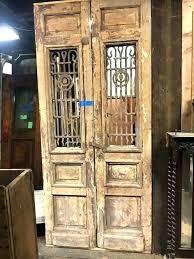 wrought iron pantry doors stained glass door four panel wood entry stained glass pantry door