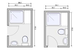 Warm Small Bathroom Floor Layout 4 Layouts