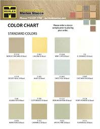 Exterior Stucco Color Chart Exterior Stucco Color Dailyviralnews Info