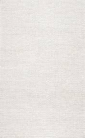 Textures B01 Braided Rug Off White Rug Rugs USA
