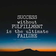Fulfillment Quotes