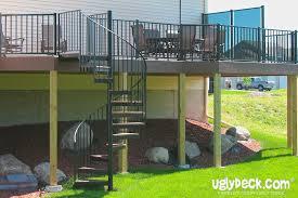 exterior metal spiral staircase prices. spiral staircase deck builders exterior metal prices u