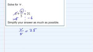 aleks solving a two step equation with integers