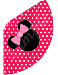 printable minnie mouse party hats