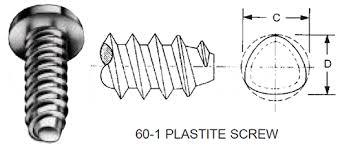 Plastite Screw Torque Chart Plastite Fasteners Wcl Company