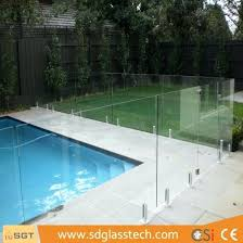 glass pool fencing clear toughened tempered glass for glass pool fencing glass pool fencing cost per