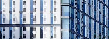 Vertical Factory Office Building In London Detail Magazine Of