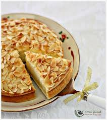 Soft and Fragrant Almond Cake