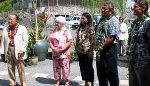 West Hawaii emergency homeless shelter blessed | Hawaii 24/7