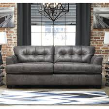 Adhley Furniture ashley furniture inmon sofa in charcoal local furniture outlet 3213 by uwakikaiketsu.us