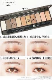 korean natural eyebrow tutorial by liah yoo tzushi