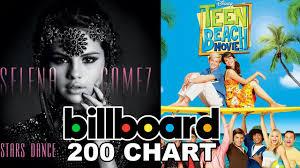 Billboard Movie Charts Selena Gomez Ross Lynch Top Billboard Charts