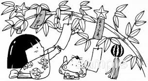 七夕 願い事イラストなら小学校幼稚園向け保育園向け自治会pta
