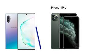 Note 10 Vs Iphone 11 Pro Max Specs And Features Comparison