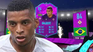FIFA 20 | (84) SERIE A LEAGUE SBC DALBERT PLAYER REVIEW | SERIE A LEAGUE  SBC DALBERT REVIEW