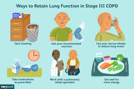 9 Treatment Tips For Stage Iii Copd