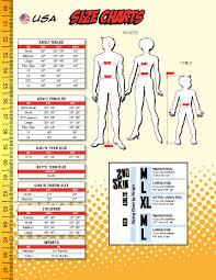Size Guide Rubies Uk Costume Design Manufacture Uk