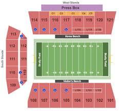 Tu Football Stadium Seating Chart Logical Chapman Stadium Tulsa Seating Chart 2019