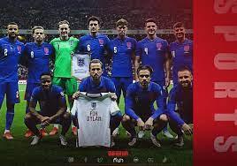 โทโมริ วัตกิ้นส์ แรมส์เดล ติดธง ทีมชาติอังกฤษ