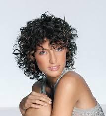 Coupe Cheveux Frisés Courts Femme