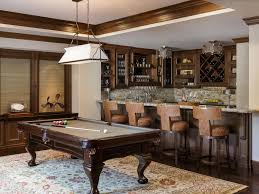 full size of living room beige area rug brown bar stools pool table crown molding