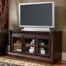 North Shore Narrow TV Stand Signature Design by Ashley Furniture