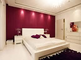 Schlafzimmer Ideen Wandgestaltung Braun Dekoration Wohndesign