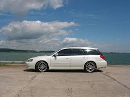 Subaru Legacy Wagon 2007: Review, Amazing Pictures and Images ...